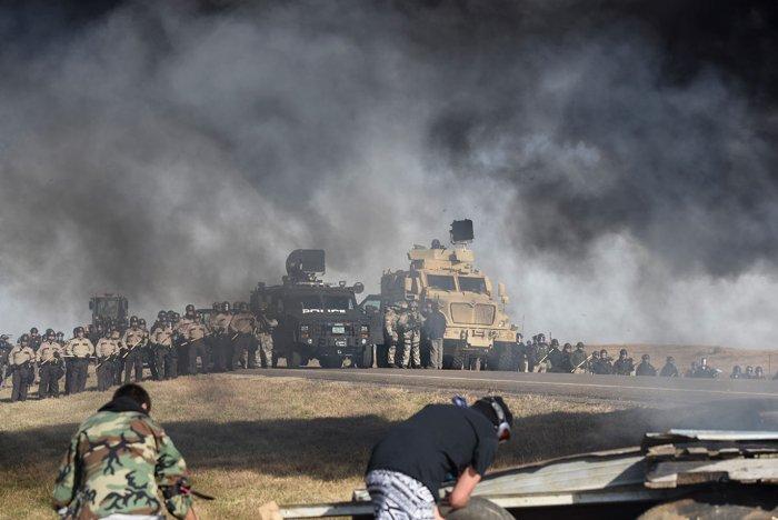 Dans le Dakota, les Sioux s'organisent contre la fracturation hydraulique