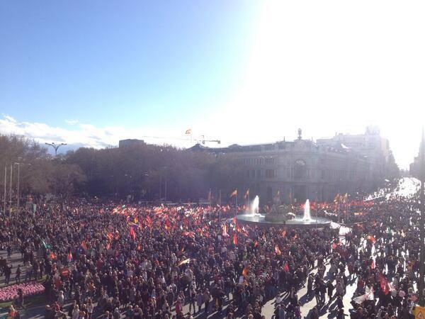 Espagne : La dignité indispensable