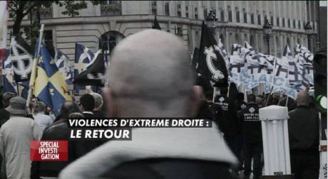 VIOLENCES D'EXTREME DROITE : LE RETOUR