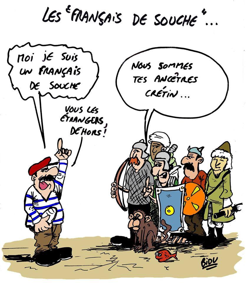 """""""Français de souche"""""""