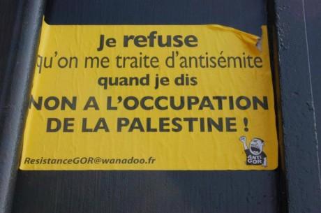 La Palestine comme métaphore