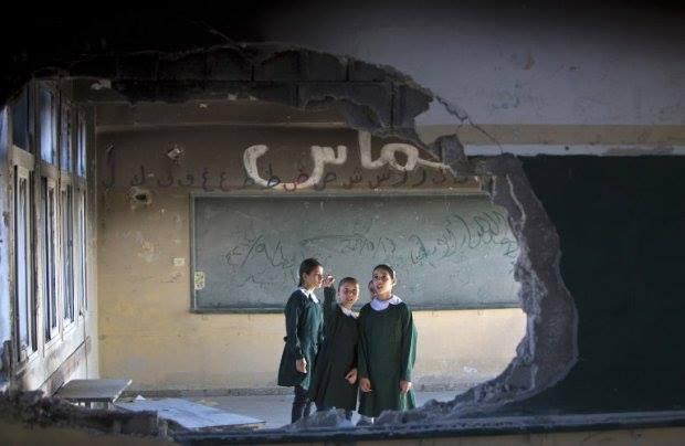 RENTRÉE DOULOUREUSE À GAZA