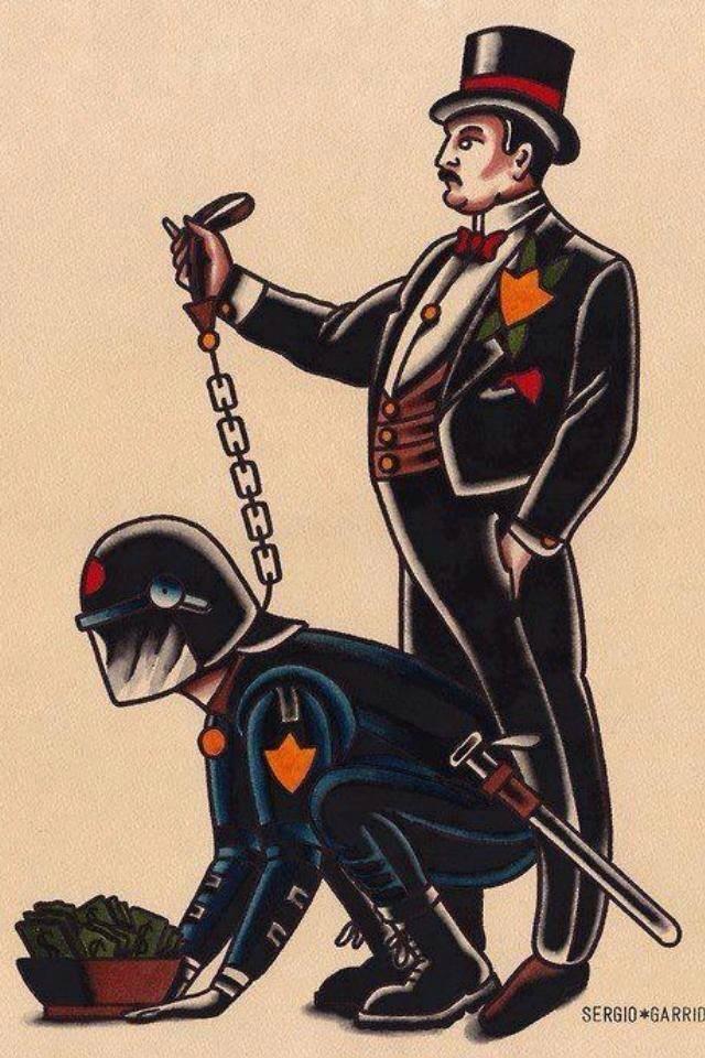 Bloquons la répression !
