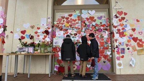 À la mosquée de Brest, de tout coeur avec les musulmans