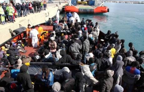 Stop aux naufrages massifs des Migrants en Méditerranée