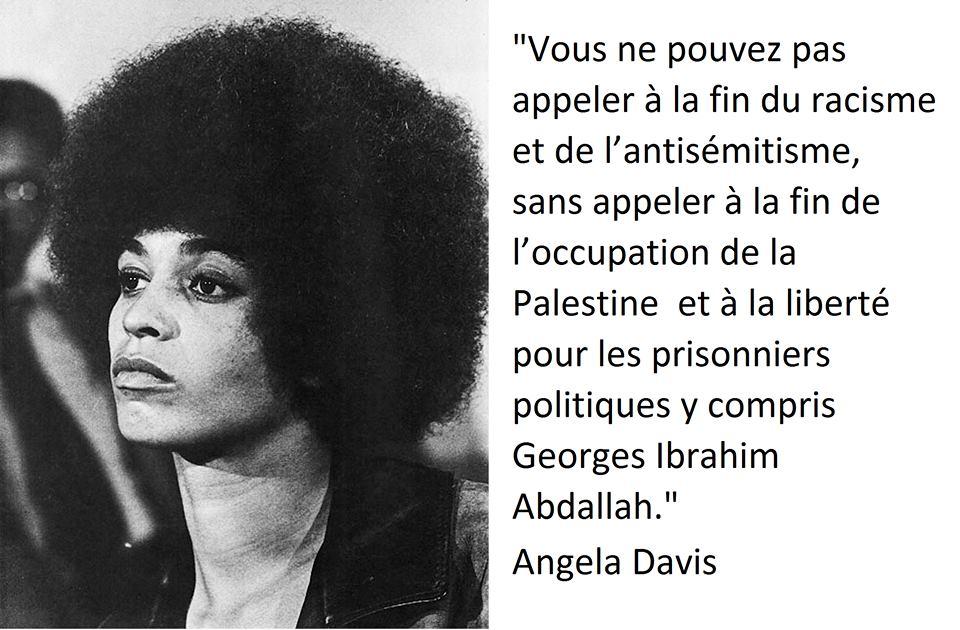 Discours d'Angela Davis au 10ème anniversaire du PIR
