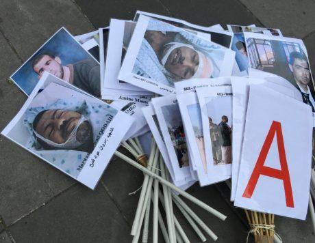 Nommer les victimes massacrées par Israël à Gaza…