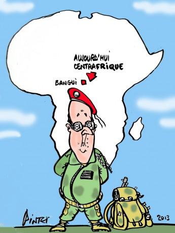 Centrafrique : La Françafrique en accusation