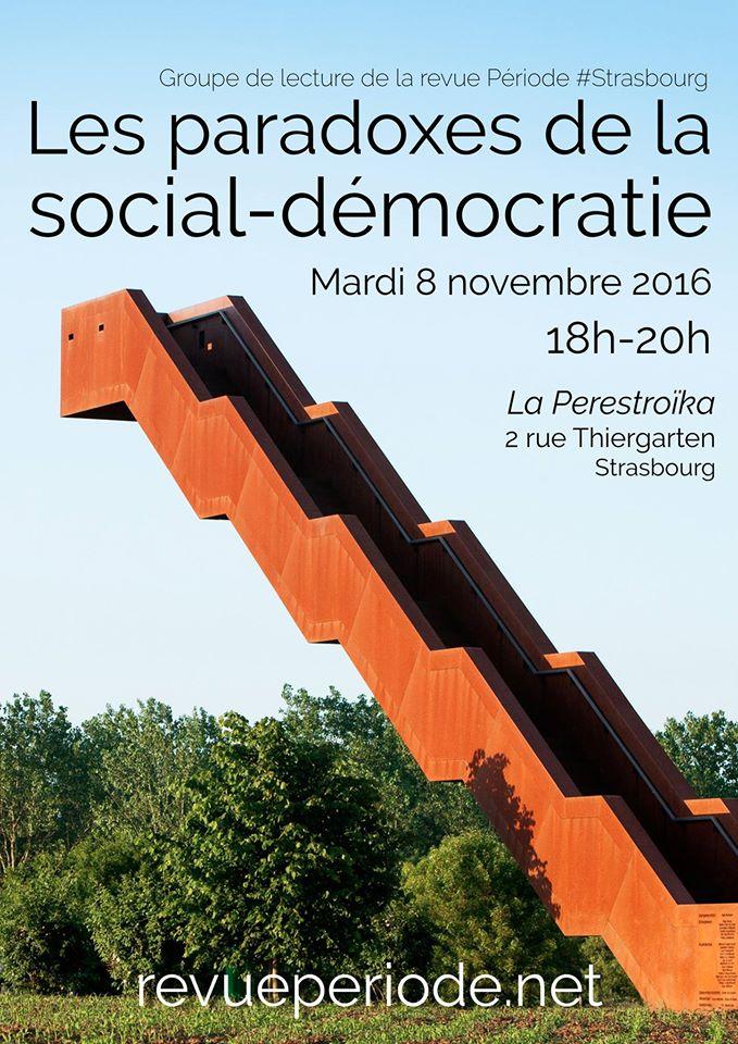 Le paradoxe de la social-démocratie: l'exemple des États-Unis