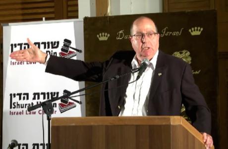 Deux ministre israéliens incitent au génocide