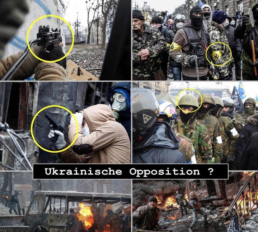 Les heurts en Ukraine signalent une escalade de l'intervention américano-européenne