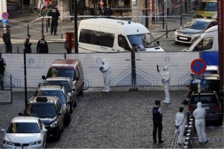 Une fusillade fait trois morts au Musée juif de Bruxelles+ Agression près de la synagogue de Créteil