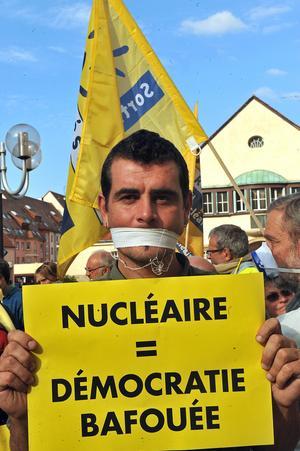 Nucléaire: retour médias sur la réunion de la CLIS