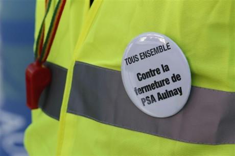 Fin de la grève à PSA / Aulnay