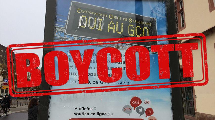 #opeGCOboycott – GCO tous perdants…