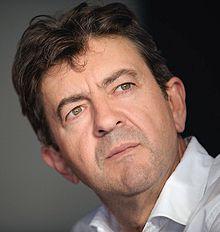 """Mélenchon: """"Le premier pourvoyeur de voix de l'extrême droite est à l'Elysée"""""""