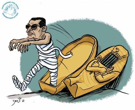 Egypte: une dictature militaire pire que Moubarak