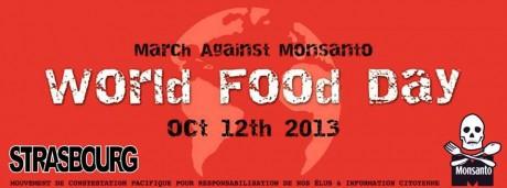 Marche contre Monsanto – Strasbourg