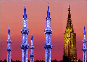 Grossier mensonge de Jacques Cordonnier, identitaire alsacien,et islamophobe