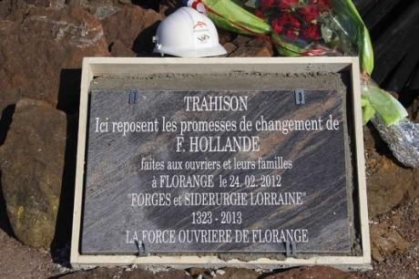 François Hollande bientôt à Florange?