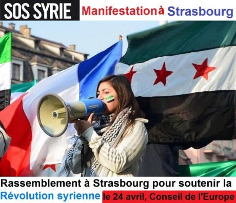 Syrie/Arménie:  deux rassemblements à Strasbourg