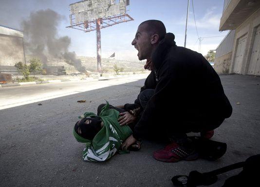 """L'ONU réclame une enquête après """"l'exécution"""" de deux jeunes Palestiniens [Le Monde]"""