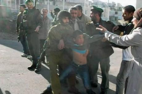 """""""Stone Cold Justice"""", un film sur les arrestations d'enfants palestiniens"""