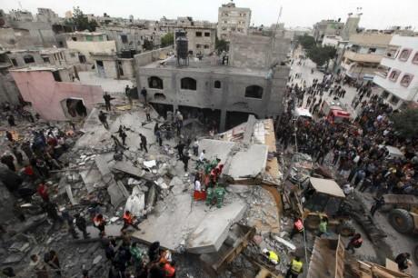 Gaza : état des lieux