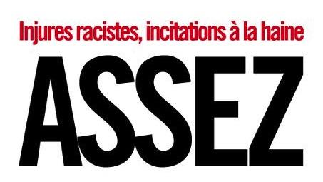 Inventaire des déclarations xénophobes des responsables politiques du PS au FN.