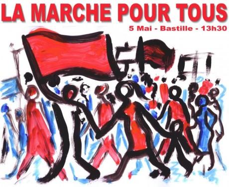 Appel des quartiers populaires pour la 6e République !