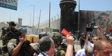 Pétition : Liberté de circulation pour les journalistes palestiniens !