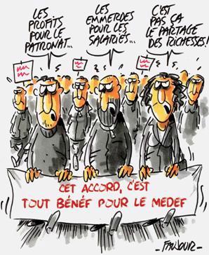 CIP-IDF: Communiqué du Syndicat des Avocats de France