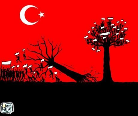 Strasbourg à nouveau aux côtés des résistants turcs