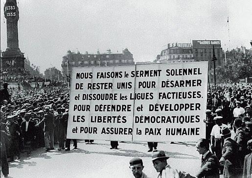 Rassemblement pour Clément Méric à Strasbourg aujourd'hui