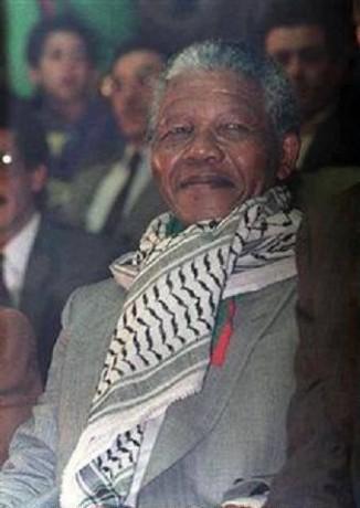 """Mandela à Gaza : """"Si la seule solution est la violence, alors nous utiliserons la violence"""""""