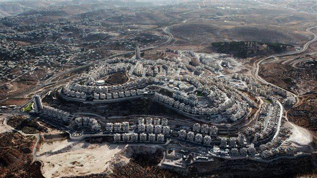 Israël doit cesser la colonisation, selon un rapport de l'ONU