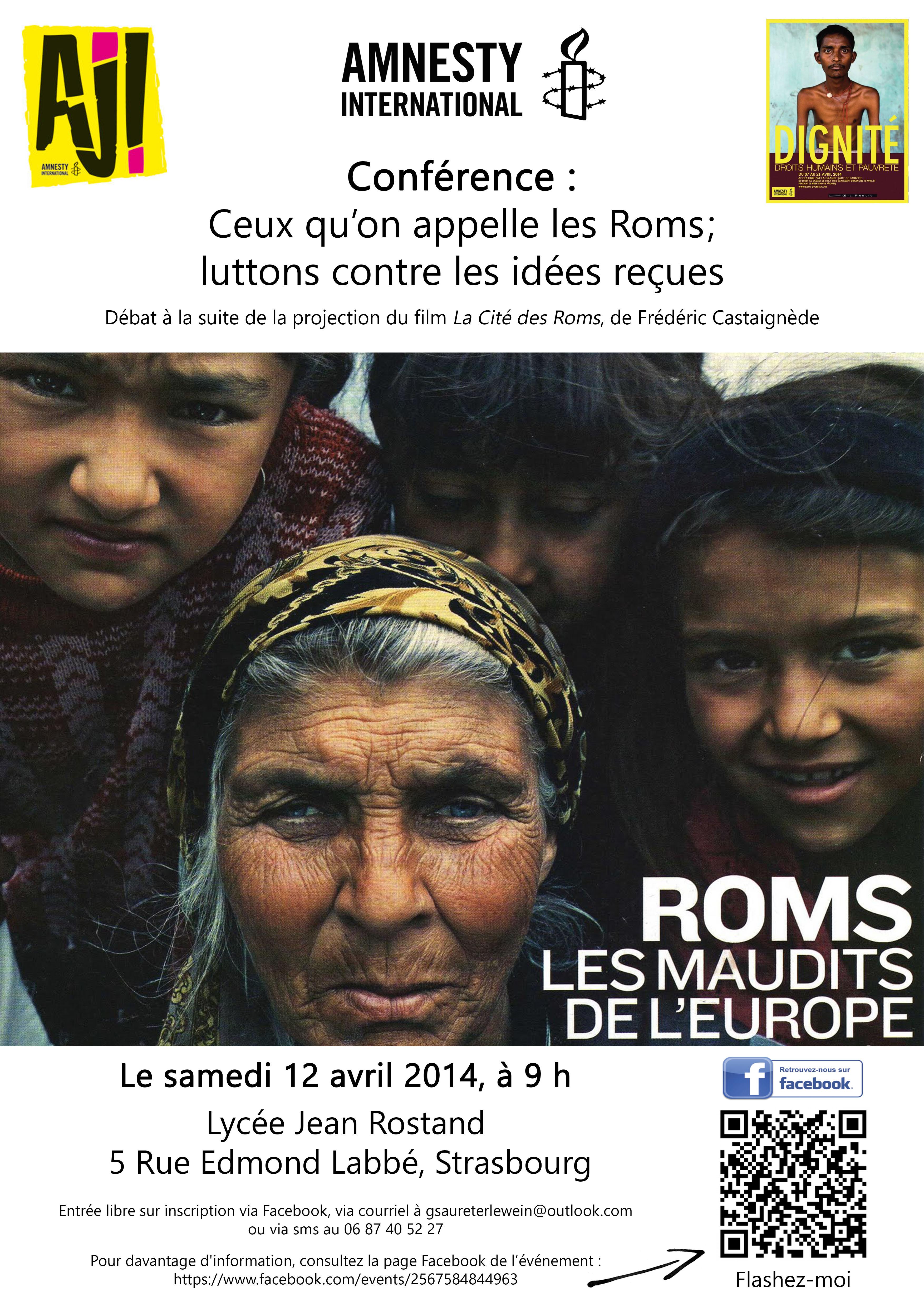 Le proviseur du lycée Jean Rostand annule et reporte une conférence sur les Roms