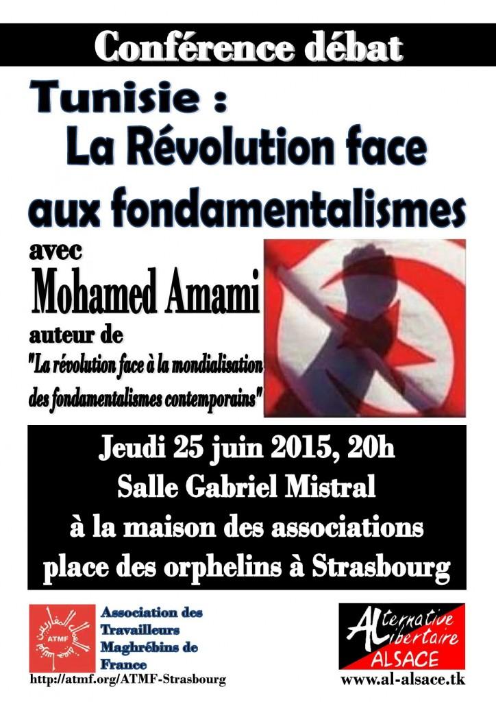 Tunisie : La Révolution face aux fondamentalismes