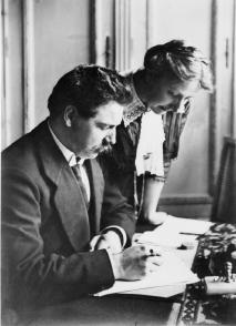 Correspondance Albert Schweitzer-Hélène Breslau