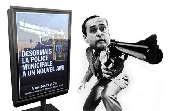 MediaPorte: «Ménard, entre Goebbels et Tarantino!»