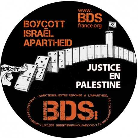 Action BDS contre LIDL