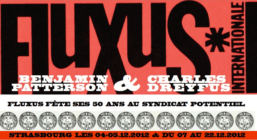 Fluxus: prolongation au Syndicat Potentiel