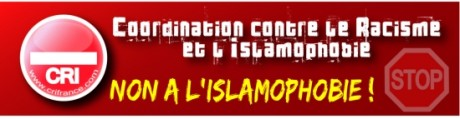Argenteuil : 1300 contre l'islamophobie