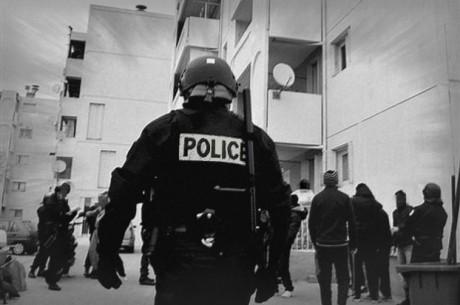 "Sofian, ""victime de la barbarie raciste policière""."
