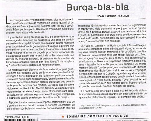 Burqa-bla-bla
