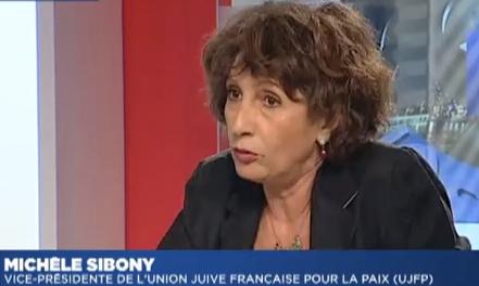 Michèle Sibony : Gaza, la solidarité en France et l'attitude du gouvernement