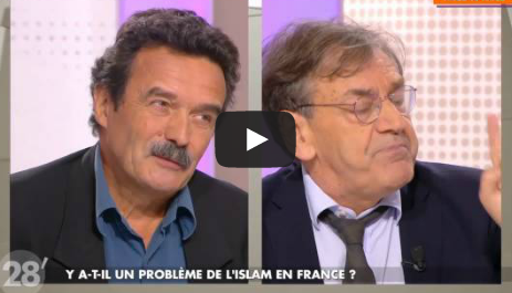 Edwy Plenel contre Alain Finkielkraut : Identité française & Islam