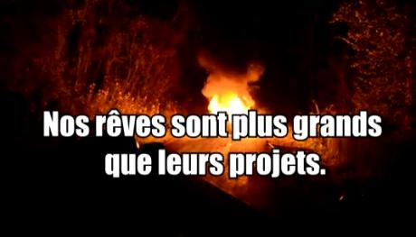Déclaration suite à la mort de Remi F. Forêt de Sivens.