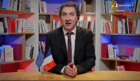 Les vœux de courage de François Morel (offerts par Médiapart)