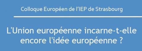 L'extrême-droite à la tribune d'un colloque organisé par l'Université de Strasbourg